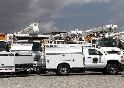 Homeland Fleet - electrical fleet service