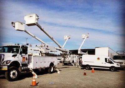 Homeland Fleet - par electrical